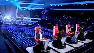 "Bruno Meyners - ""You Found Me"" The Fray - Prova Cega - The Voice Portugal - Season 2"