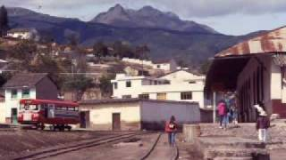 Voyage en Equateur 1991