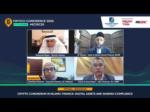 SCxSC 2020 -  Crypto Conundrum in Islamic Finance: Digital Assets and Shariah Compliance