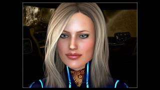 Guile 3D Studio - Virtual Assistant Denise - The Beginning - Part 1 - Heading for Planet Earth