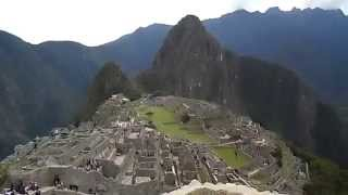 Machu Picchu The Incas city - Visiting Machupicchu in Cusco Peru