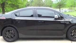 HD VIDEO 2014 CHEVROLET VOLT BLACK EDITION FOR SALE SEE WWW SUNETMOTORS COM