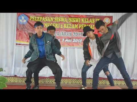 dance korea cover BTS MIC DROP - SMPN 2 KELAM PERMAI