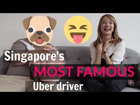 Singapore's Most Famous Uber driver