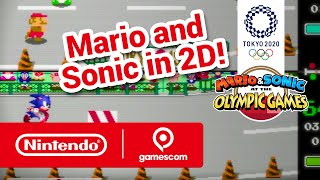Nintendo Presents: Mario & Sonic at the Olympic Games Tokyo 2020 (gamescom 2019)