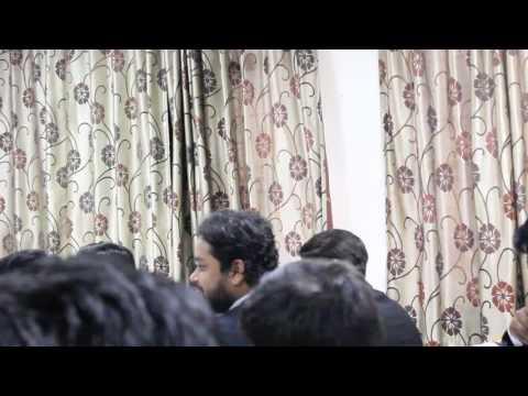 Aakanksha Bhargava, CEO PMR Guest Lecture at Delhi School of Economics