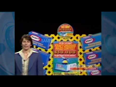 Kraft Cheddar Cheese contest  (TV Commercial) 1975 thumbnail