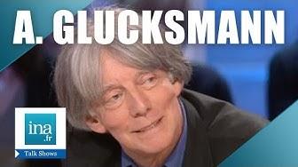 Qui était André Glucksmann ? | Archive INA