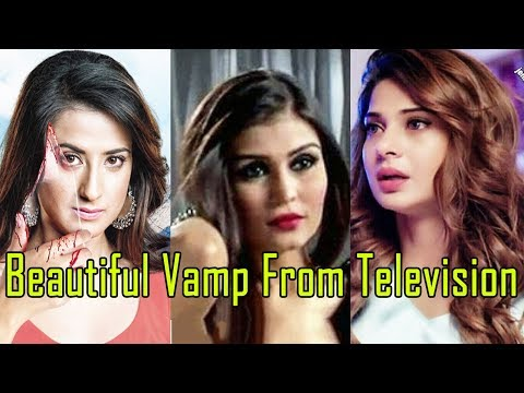 Top 14 Beautiful Vamps (Negative Roles) Of Indian Television Who Ruled The Hearts Of Audience