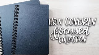 Erin Condren Focused Collection Review