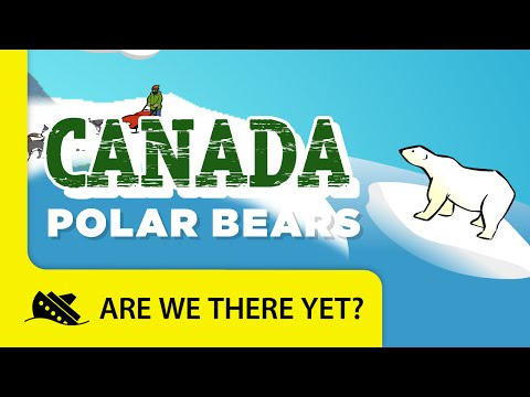 Canada: Polar Bears - Travel Kids in North America