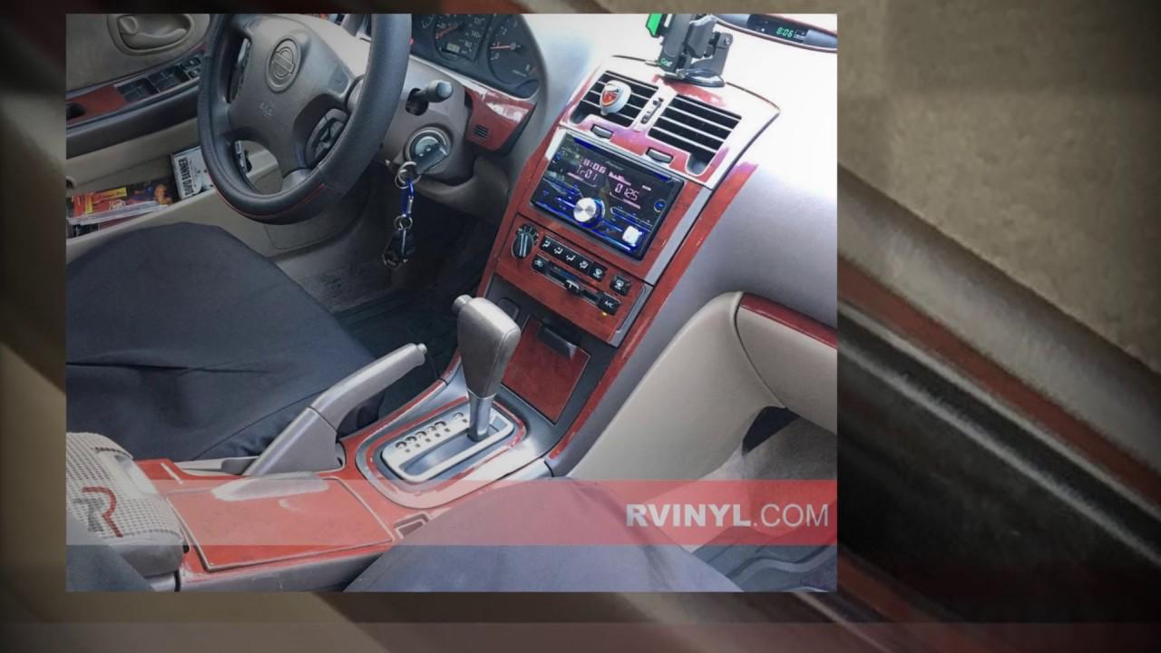 Rdash Dash Kit for Honda Accord 2003-2007 Auto Interior Decal Trim