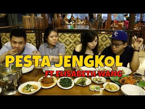 Pesta Jengkol ft Elisabeth Wang!
