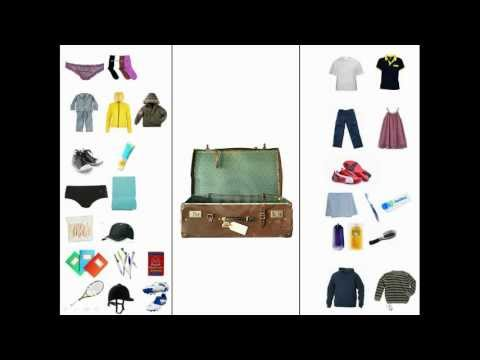 Que mettre dans sa valise pour partir en séjour linguistique et sportif ?