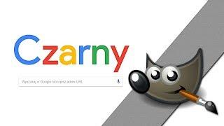 Jak zrobić napis w stylu Google? Gimp poradnik