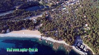 Camping Campéole Le Dramont Cote d'Azur