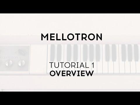 Tutorials   Mellotron V - Episode 1: Overview - YouTube