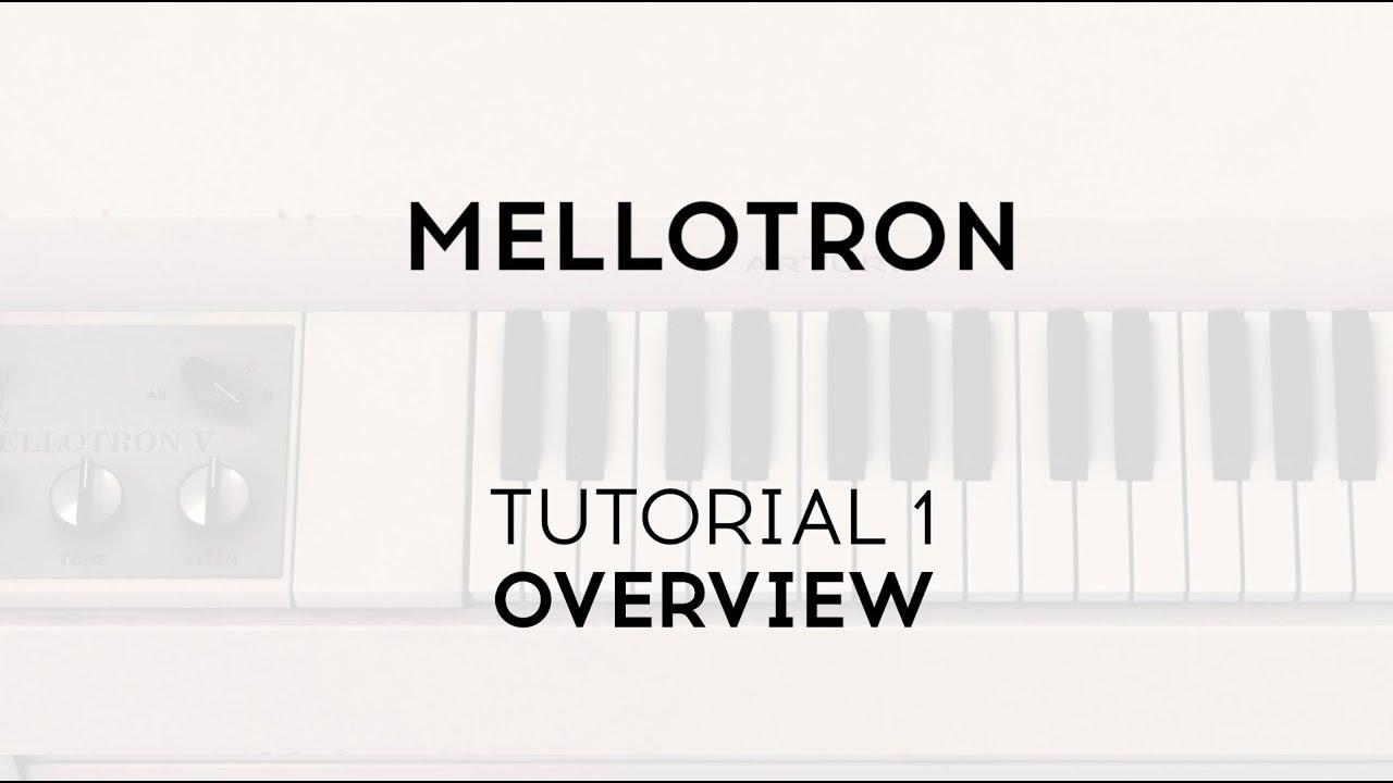 ARTURIA RELEASE MELLOTRON V – MusicPlayers com