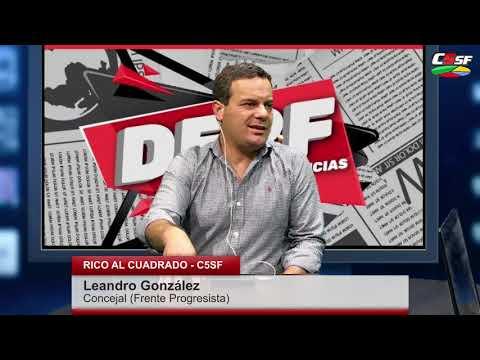 González: La recolección de residuos está al borde del abismo