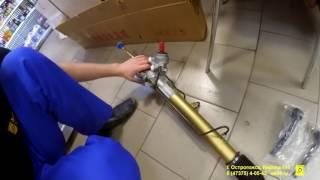 видео Замена рулевой рейки БИД