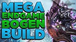 Extrem Starker Endgame Safi Bogen Build - Monster Hunter World Iceborne Deutsch - Tipps / Tricks