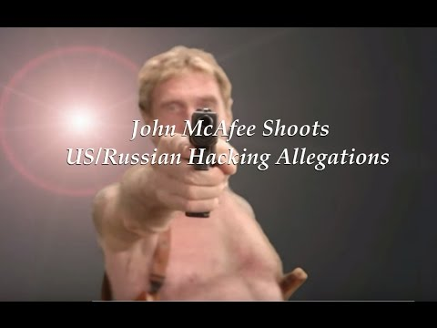 John McAfee Shoots US Election Hacking Allegations