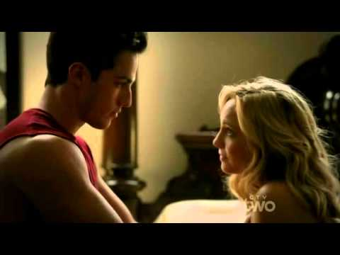 ♥ Caroline & Tyler Bed Scene [3x04 Disturbing Behavior - The Vampire Diaries]
