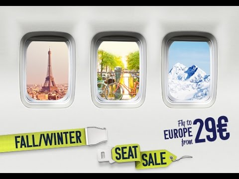 Fall Into Winter With AirBaltic SeatSale