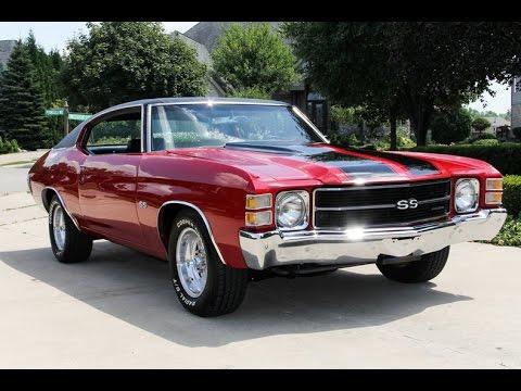 1972 Chevrolet Chevelle For Sale Youtube