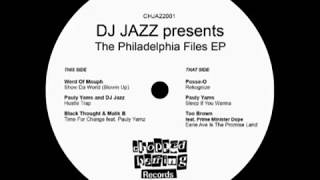 DJ JAZZ/WERD OF MOUPH/PAULY YAMZ/THE ROOTS *LIMITED VINYL* CHOPPED HERRING