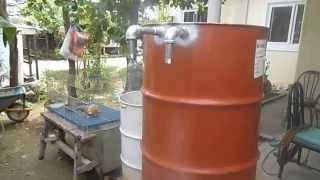 High Pressure Steamer For Volvariella Volvacea & Paddy Straw Mushroom Cultivation.