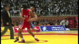 Save Olympic Wrestling (Best)