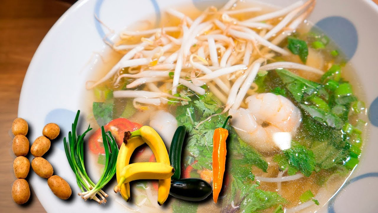 Pho Suppe Kalorien Pho - Vietnamesisk Suppe - Youtube