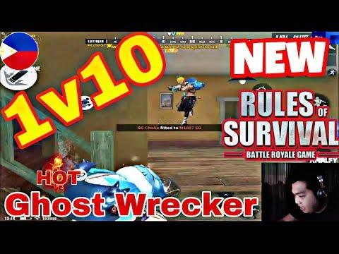 GHOST Wrecker!1v10 Use