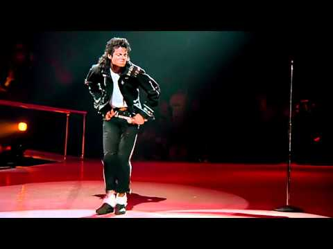 Michael Jackson - Man In The Mirror - Bad Tour 1988 HD