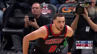 Chicago Bulls vs Indiana Pacers | January 10, 2020