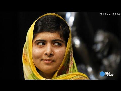Malala Yousafzai Is Youngest Nobel Peace Prize Winner