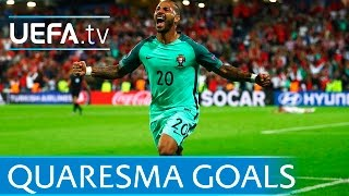 Ricardo Quaresma - 5 great goals - Besiktas, Porto, Portugal