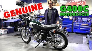 Genuine G400C Motorcycle Comprehensive Review