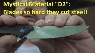 8 Pocket Knives That Cut Steel! Part 1/3