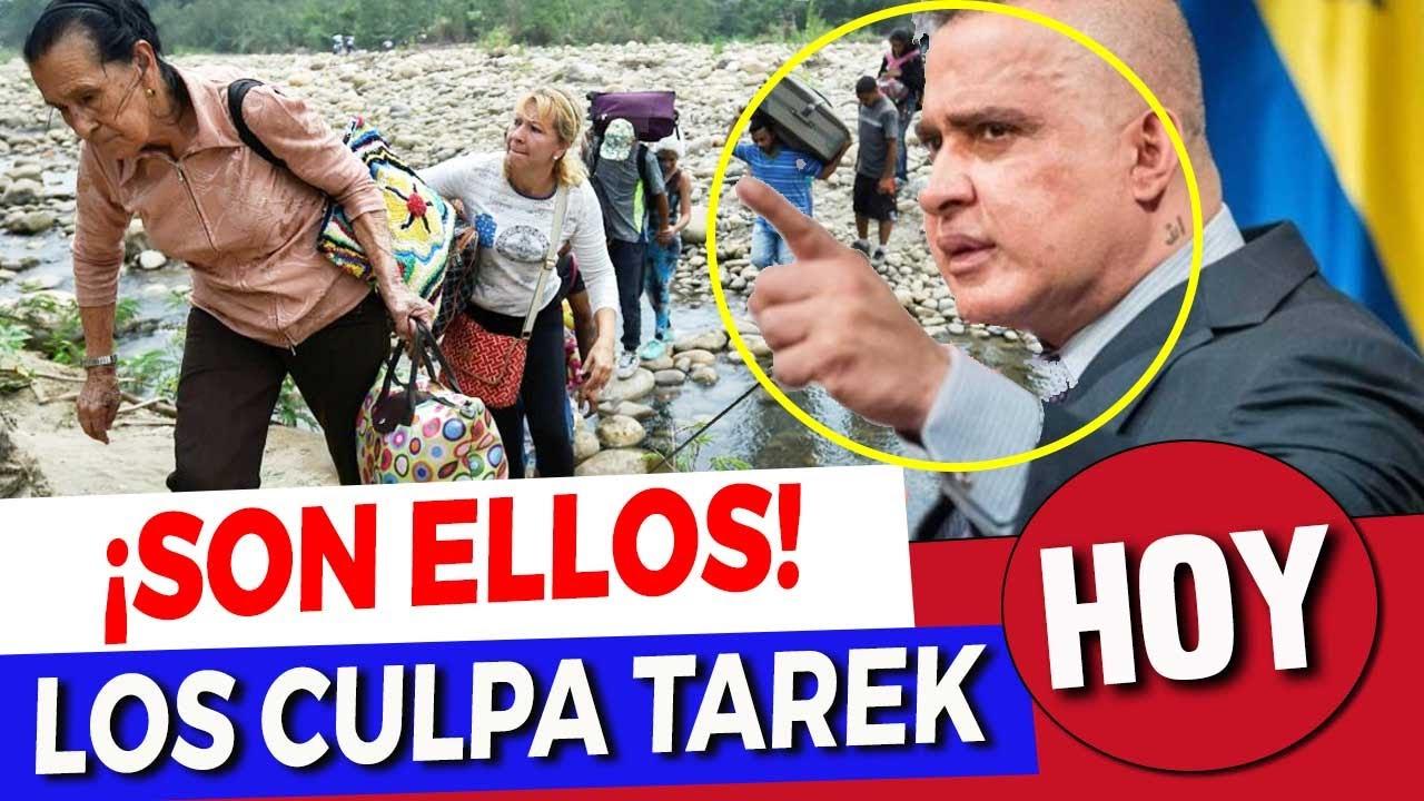 Ultima Hora Venezuela | Tarek William Saab: 60% de los Casos son Importados, NO es Coincidencia