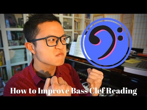 How to Improve Bass Clef Reading for Piano QUICKLY+ 3 Helpful Resources