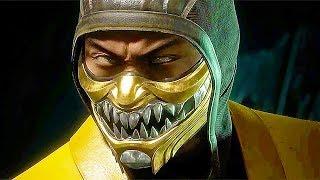 Mortal Kombat 11 Gameplay FataIities X-Ray Story Mode New Characters MK11 (2019)