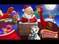 Christmas Animal Hair Salon 2 - Crazy Santa Makeover - TutoTOONS Games for Kids