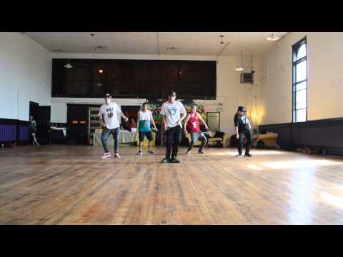 Disco Inferno - @50Cent   AJ Okyere & Terrick Harley Choreography  