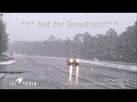 3/5/19 - Jacksonville, NC - Morning Snowfall