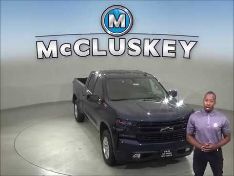 192835 - New, 2019, Chevrolet Silverado, 1500, RST, Test Drive, Review, For Sale -