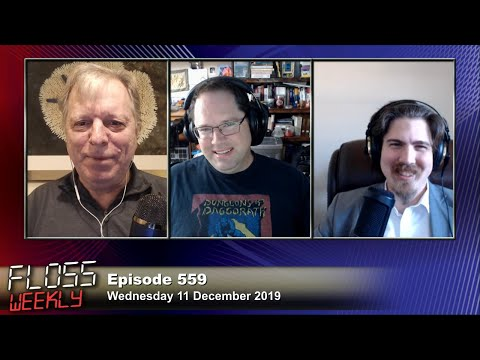 Open Source Chat - FLOSS Weekly 559