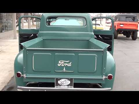 1951 Ford F1 $38,900.00
