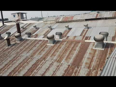 Natural Turbine/ Ventilation, Without Electricity  Fan, 01715005706 / 01711051154. www.soluckbd.com